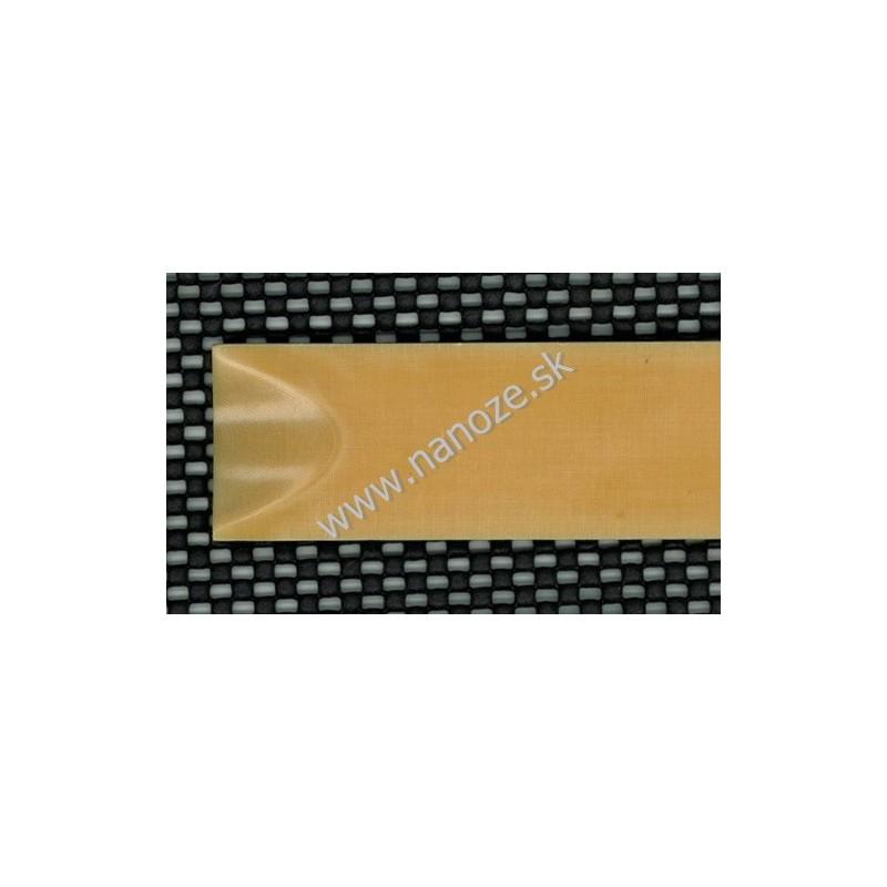 Micata linen kosť 6,35x80x125 mm