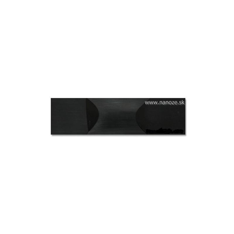 Micarta paper čierna 6,35x80x125 mm