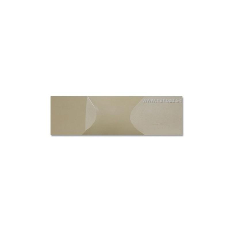 Micarta paper slonovina 2,8x80x125 mm