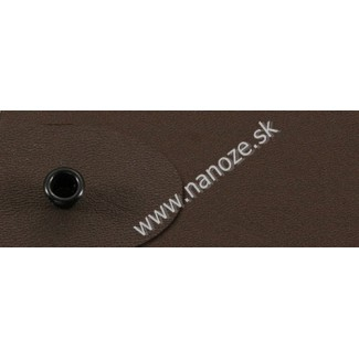 KYDEX Chocolate brown 2,03 x 150 x 300mm