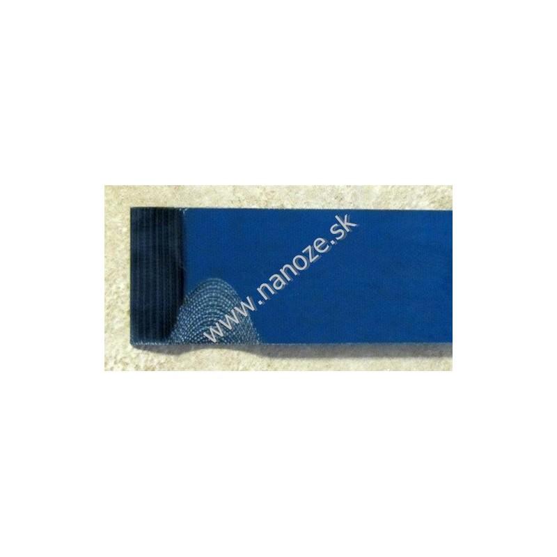 G 10 modrá/čierna 4,76x80x125 mm