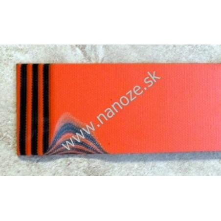 G 10 oranžová/čierna 3,17 mm