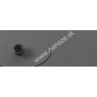 KYDEX Gunmetal grey 2,03 x 150 x 300mm