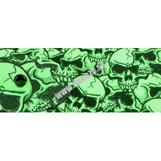 KYDEX Skulls - toxic 2,03 mm