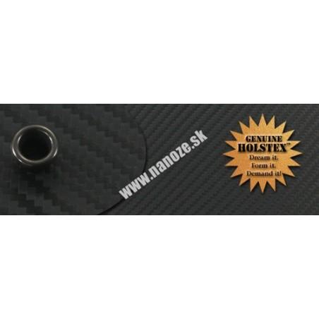 HOLSTEX Carbon fiber, čierny