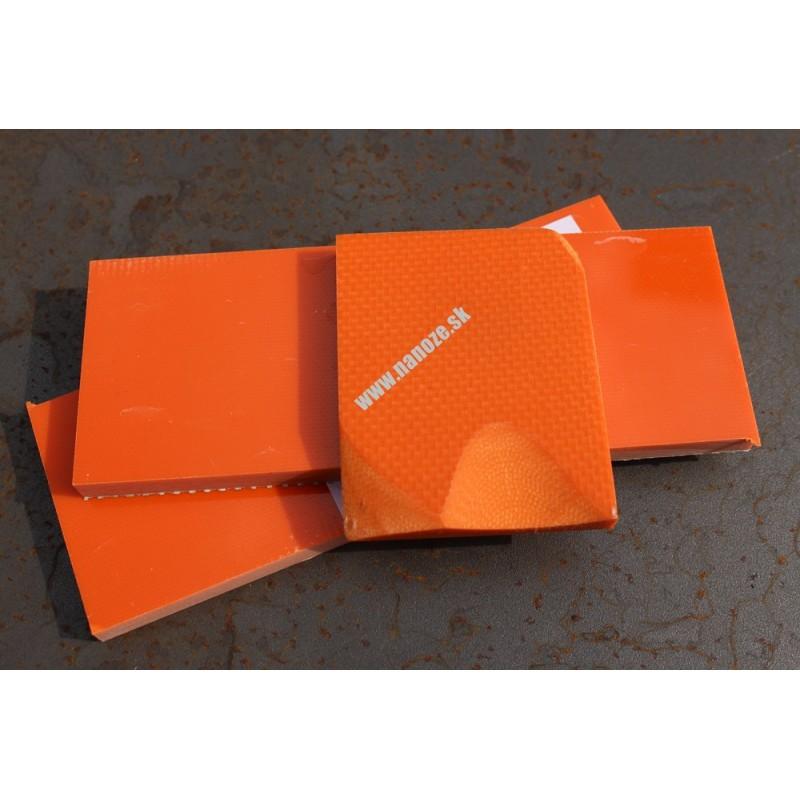 G 10 Oranžová 6,4mm