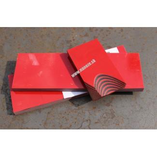 G 10červená/čierna 6,5 mm