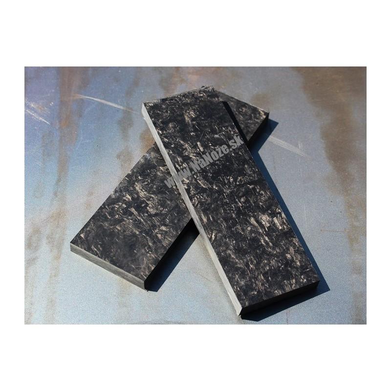 Carbon fibre - marble
