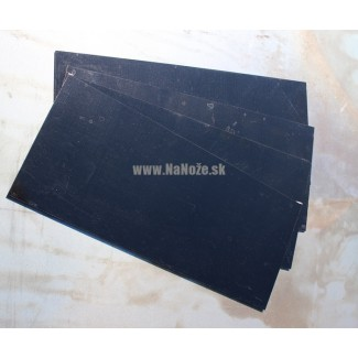 G 10 Čierna 1 mm