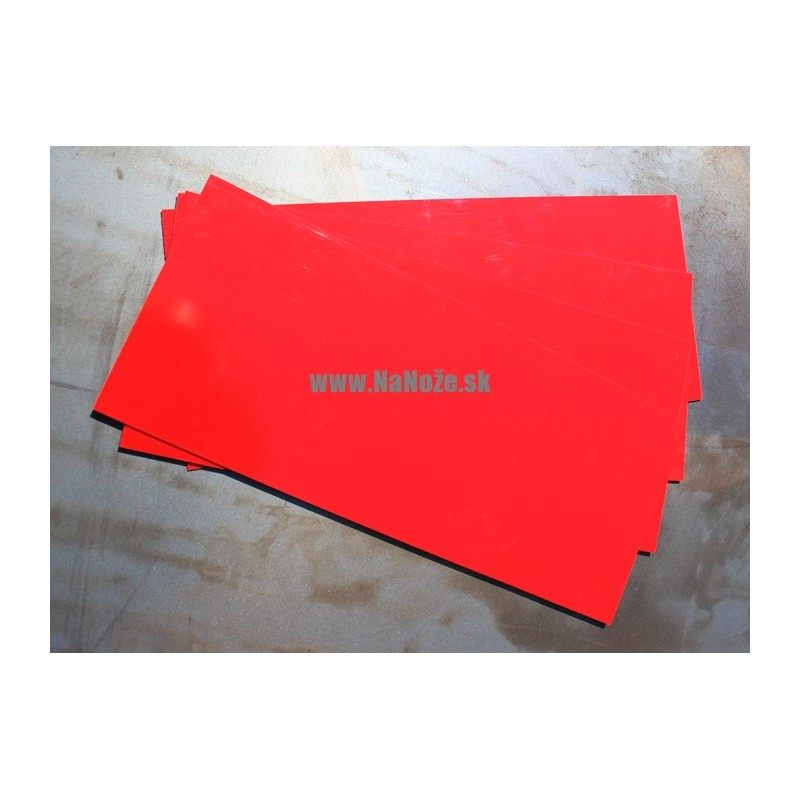 G 10 Červená 0,9 mm