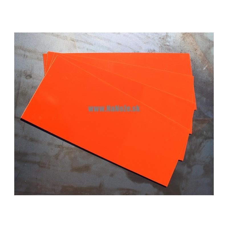 G 10 Oranžová 0,9 mm