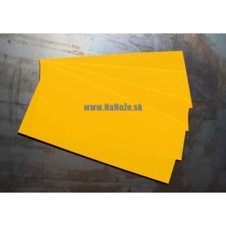 G 10 Žltá 1 mm