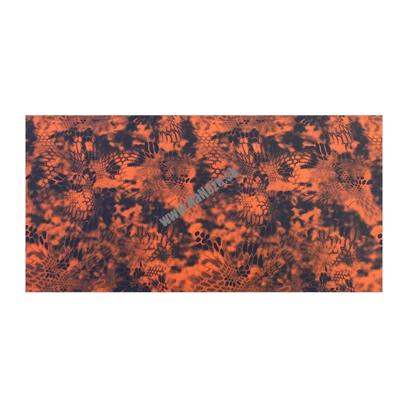KYDEX Orange micro 2,03 mm