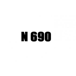 N 690 3 mm
